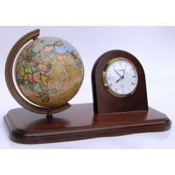 Globus zegar