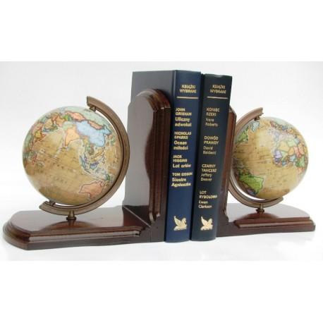 Globus podpórki do książek