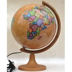 Globus 320 Retro Podświetlany