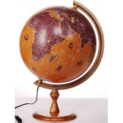 Globus 320 Żaglowce Podświetlany