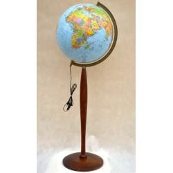 Globus 420 Polityczny Podświetlany