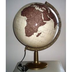 Globus 420 Antyczny Podświetlany