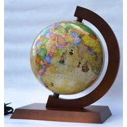 Globus 250 Trasami Odkrywców Podświetlany