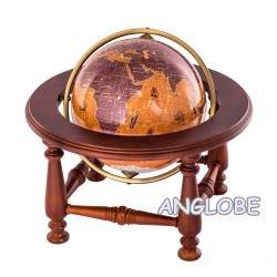 Globus 320 Żaglowce kolumnowy stołowy