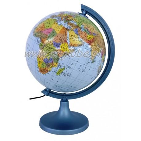 Globus 250 Polityczno - Fizyczny Podświetlany