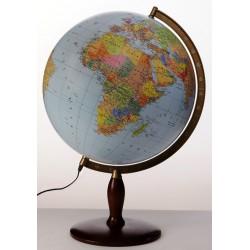 Globus 420 Polityczno Fizyczny podświetlany