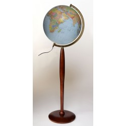 Globus 420 Polityczno-Fizyczny podświetlany