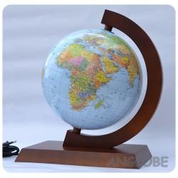 Globus 250 Polityczno - Fizyczny Podświetlany dr opr