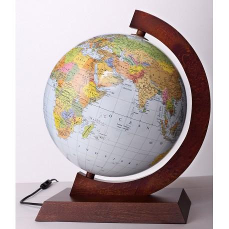 Globus 320 Polityczno-Fizyczny podświetlany