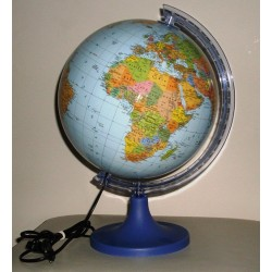 Globus 250 Polityczny Podświetlany