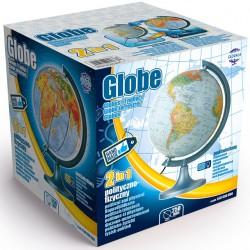 Globus 250 Polityczno - Fizyczny Podświetlany LED
