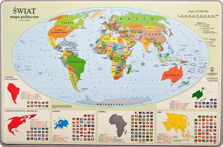 Podkladka Mapa Polityczna Swiata Anglobe