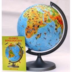 Globus 220 Zoologiczny + książeczka (+karton)
