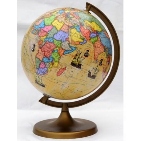 Globus 220 Trasami Odkrywców (+karton)